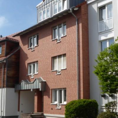 2-Zimmerwohnung mit Balkon in Centrumsnähe Siegburg