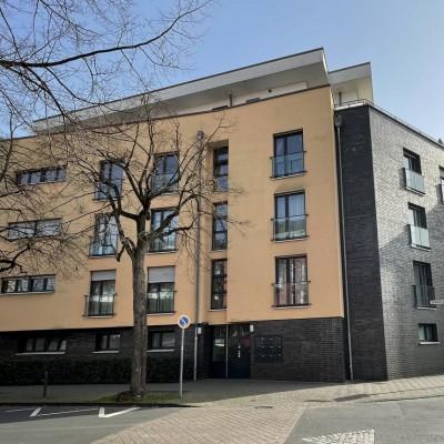 Helle-2-Zimmerwohnung mit großem Balkon in Troisdorf Zentrum