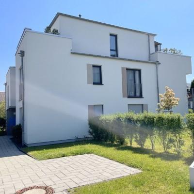 3-Zimmer-Erdgeschosswohnung mit eigenem Gartenanteil in Rheidt