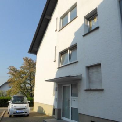 3-Zimmerwohnung mit Balkon und Rheinblick in Mondorf