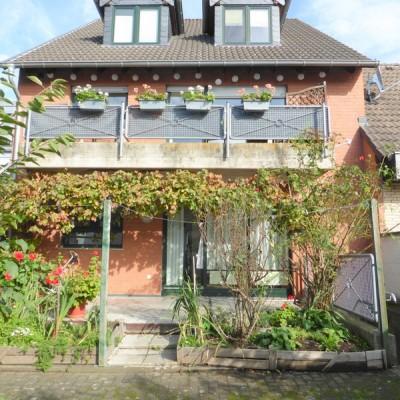 Erdgeschosswohnung mit Terrasse in ruhiger Wohnlage von Bergheim